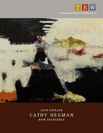 Cathy Hegman Catalog of New Paintings 2018