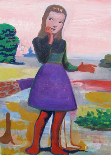 <i>Girl Out of Town</i>, 2012